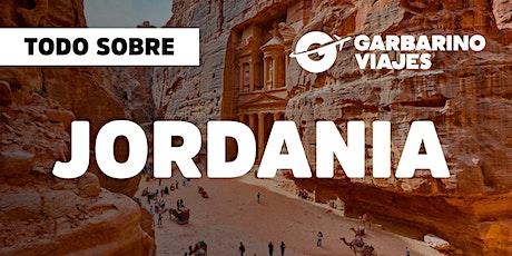 Encuentro Virtual: Bienvenidos a Bordo - JORDANIA entradas
