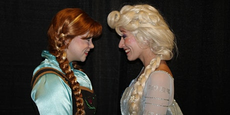 Art with Character: Warm Hugs & Snowman Art with the Frozen Sisters tickets