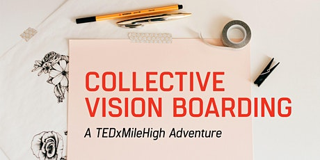 Collective Vision Boarding tickets