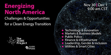 ENERGIZING NORTH AMERICA. Opportunities for a Clean Energy Transition tickets