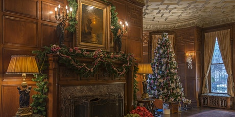Christmas at Deere-Wiman House Tour tickets