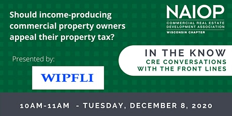 Should income-producing commercial property owners appeal property tax? tickets