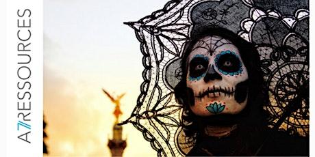 Halloween sans frayeur mais avec du bonheur ! billets