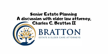 Webinar: Senior Estate Planning - A discussion with an elder law attorney! tickets