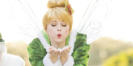 Holiday Treats and Tidings with TinkerBell tickets