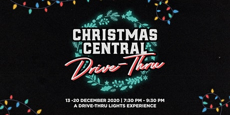 Christmas Central: A Drive-Thru Lights Experience tickets