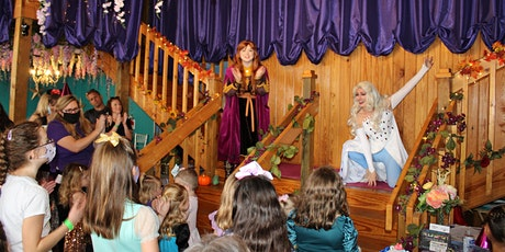 Fairytale Treats with the Frozen Sisters -A Unique Tea Party Experience tickets