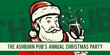 Ashburn Pub Christmas Party tickets