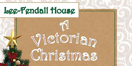 A Victorian Christmas tickets