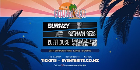 Beacon Presents: EQUALIZER by @seltzersnz / DRUM & BASS IN NAPIER tickets