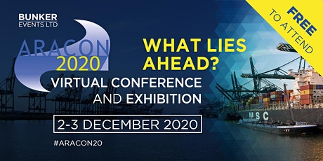 ARACON 2020 Virtual Conference: 2nd - 3rd December 2020 tickets