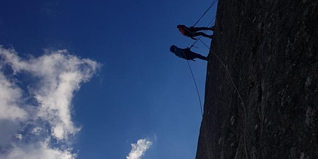 Rock-climbing and abseiling at Dog Rocks, Leanganook, 12th Dec 2020 tickets