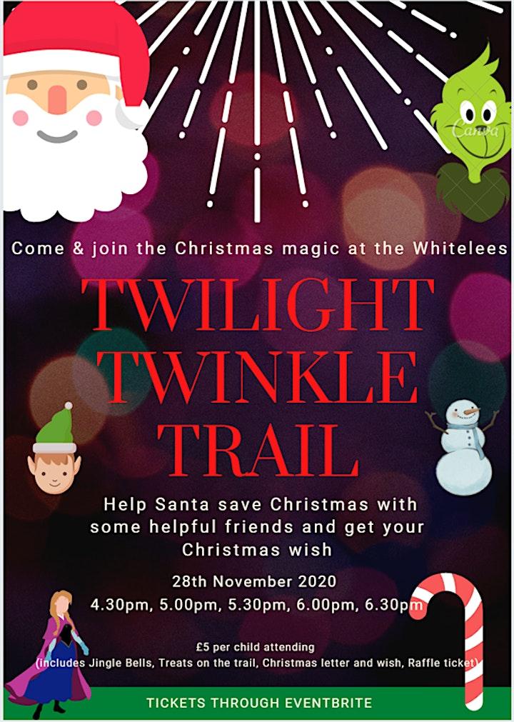Twilight Twinkle Trail image
