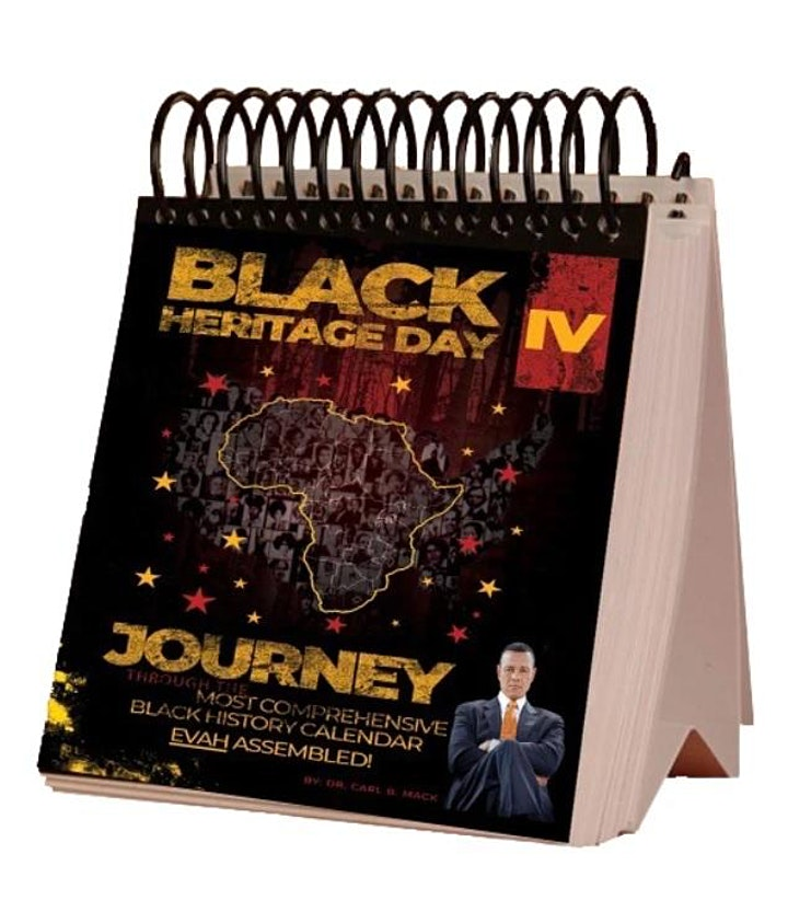 aSTEAM Village Black Heritage Awareness Celebration II with Dr. Carl B Mack image