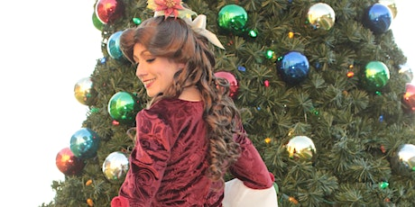 Holiday Royal Tea with Belle tickets