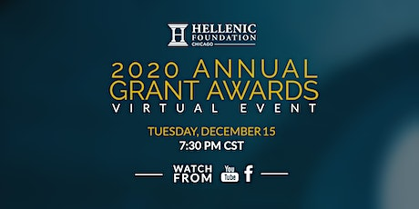 2020 Annual Grant Awards Virtual Event tickets