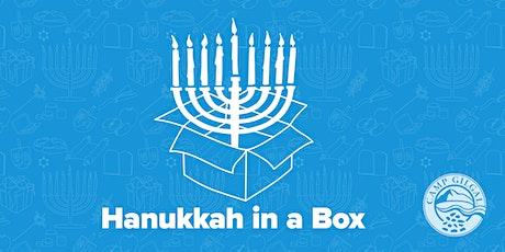 Hanukkah in a Box tickets