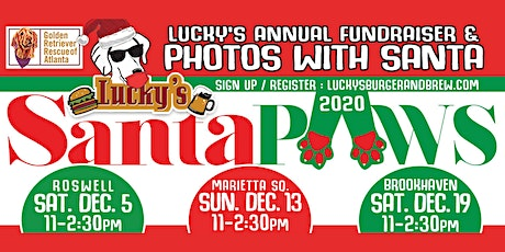Lucky's Brookhaven Santa Paws Event tickets