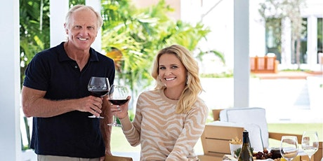 Greg Norman Virtual Wine Tasting tickets
