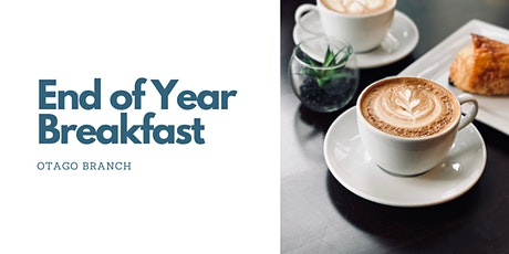 OTAGO BRANCH: End of Year Breakfast tickets
