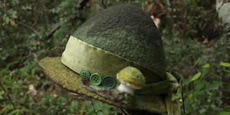 Felting Workshop - Make your own felt hat tickets
