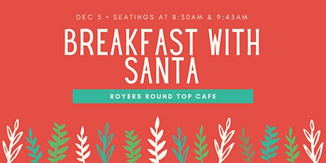 Breakfast With Santa at Royers Cafe 2020 tickets