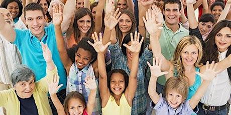 An ADF families event: FamilySMART & KidSMART relocation workshops, Hunter tickets