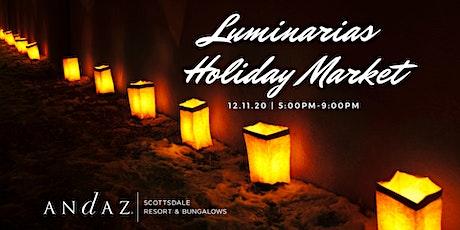 Luminarias Holiday Market tickets