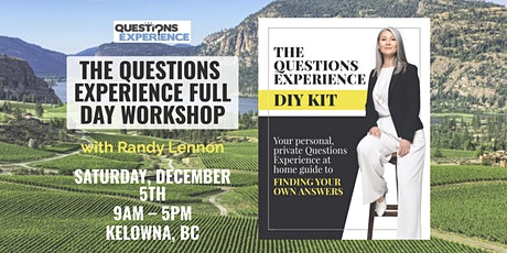 The Questions Live Coaching Experience Full Day Workshop: Early Bird Ticket tickets