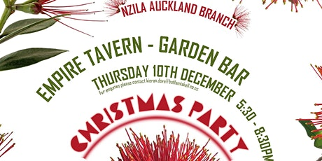 NZILA Auckland Christmas Party 2020 tickets
