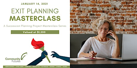 Exit Planning  Masterclass Series tickets