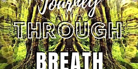 Journey through Breath: Activated Breath Work Class tickets