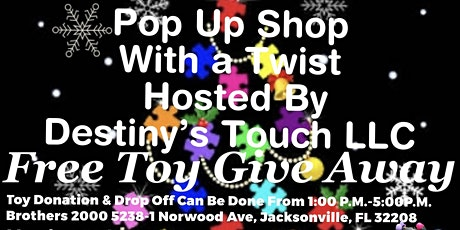 Pop up Shop With A Twist tickets