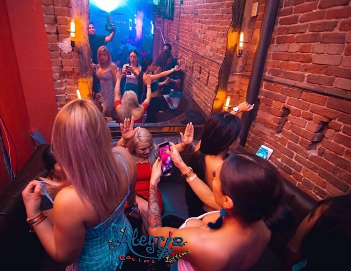 Alegria Latin Lounge in Long Beach # Reggaeton # Hip Hop # Latin Vybez image