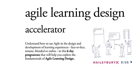 HaileyburyX Agile Learning Design: 30-Day Sprint
