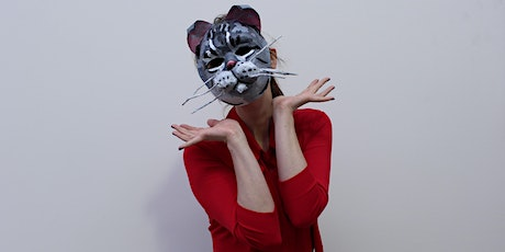 Mask it with papier mache tickets