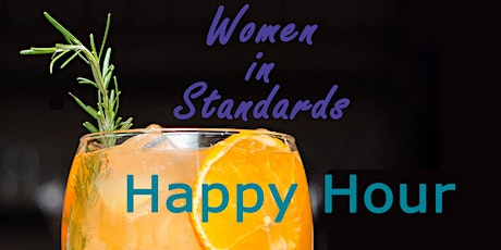Women in Standards October 2021 Happy Hour tickets