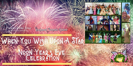 When You Wish Upon a Star-Noon Year's Eve Celebration tickets