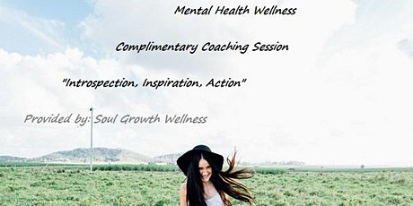 Mental Wellness - FREE Coaching Session tickets
