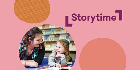 Storytime  @ Glenorchy Library tickets