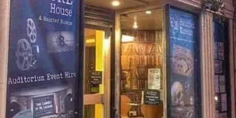Haunted Museum-Nottingham tickets
