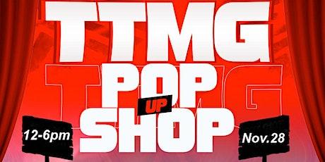 TTMG's Small Business Saturday POP-UP SHOP tickets