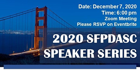 SFPDASC Speaker Series: Leadership in Biotech Panel tickets
