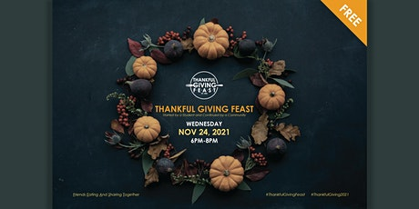 2021 FREE  College Dinner  [Tallahassee, FL] |  Thankful Giving Feast tickets