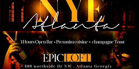 NYE Epic Loft ATL tickets