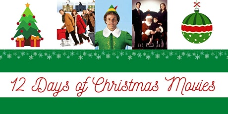 12 Days of Christmas Movie tickets