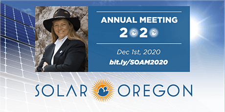 Solar Oregon Annual Meeting 2020 tickets