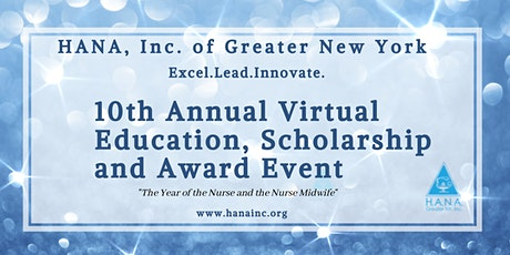 10th Annual Virtual Education, Scholarship and Award Event tickets