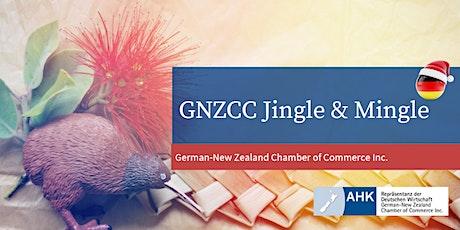 Jingle & Mingle - GNZCCs tickets