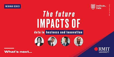 The Future Impacts of data in business and innovation tickets